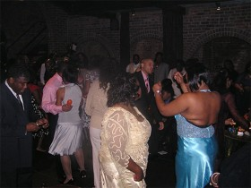 Jeannette & Lionel Wedding
